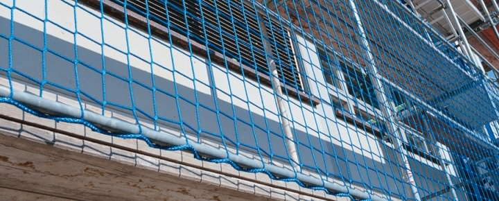 Guardrail & Construction Safety Nets