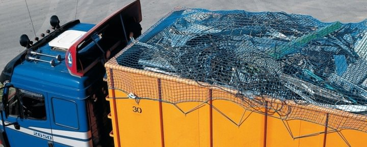 Container Cover Nets