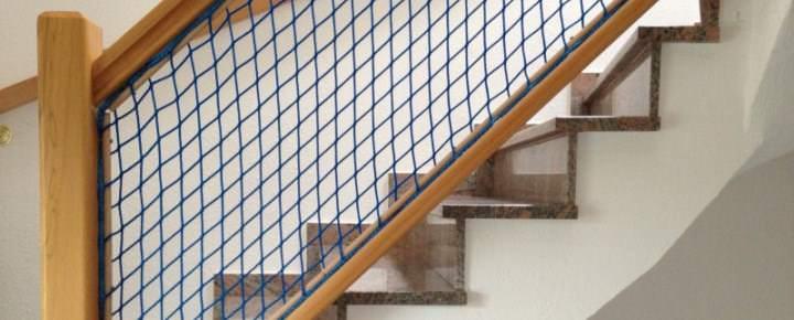 Treppenhausnetze