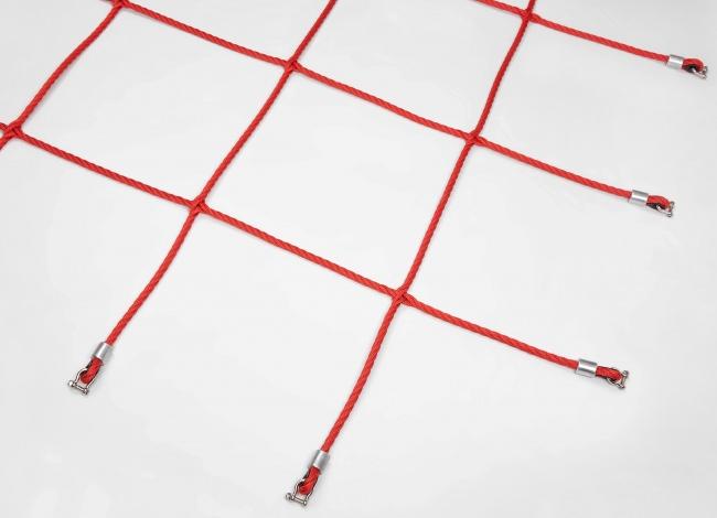 Geflochtenes Herkulesnetz mit großer Maschenweite | Schutznetze24