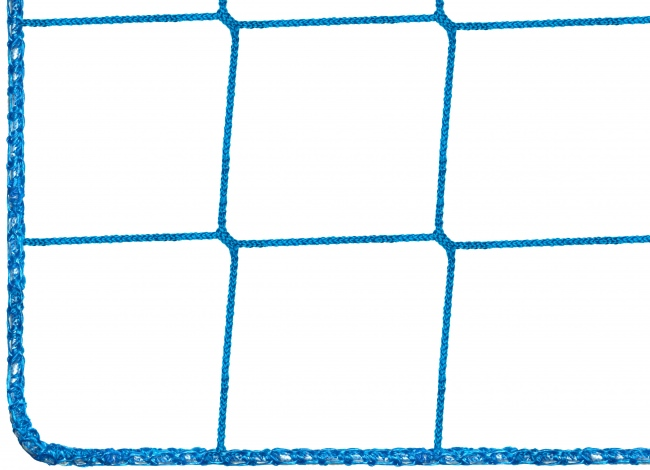 Basketball Ball Stop Net by the m², blue | Safetynet365
