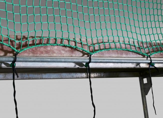 Bauschutznetz 1,50 x 5,00 m (Isilink) | Schutznetze24