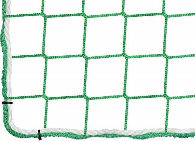 Construction Site Safety Net, flame-retardant (Custom-Made) | Safetynet365