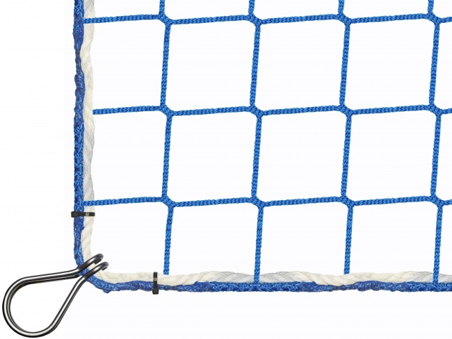Construction Safety Net by the m² (Custom-Made) with Thimble Hooks | Safetynet365