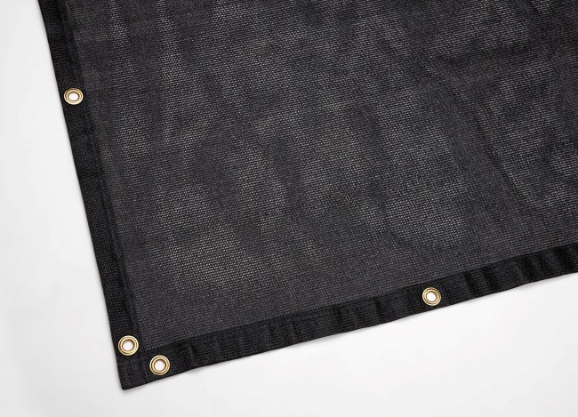 Container Tarpaulin 3.50 x 6.00 m, Black | Safetynet365