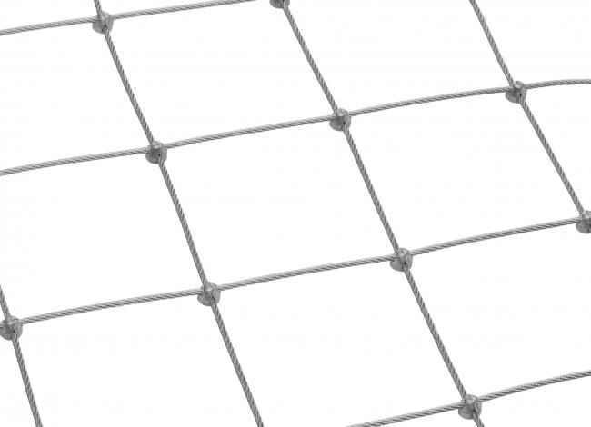 Dralonetz mit 4,0 mm Materialstärke | schutznetze24.de
