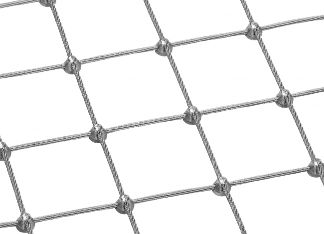 Tailor-made Wire Net (6.0 mm/75 mm)   safetynet365.com