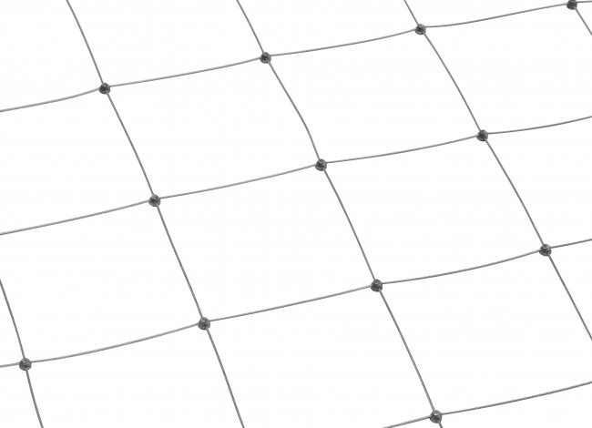 Wire Net with 125 mm Mesh Size | safetynet365.com