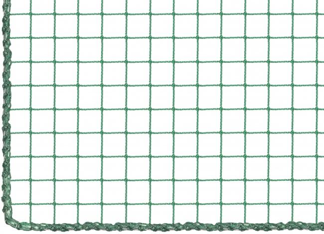 Engmaschiges Palettenregal-Sicherheitsnetz per m² (nach Maß)   Schutznetze24