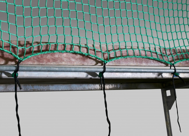 Scaffolding Net 2.00 x 5.00 m with Isilink Clips | Safetynet365