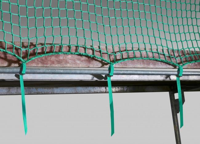 Gerüstnetz 2 x 5 m - DIN EN 1263-1, DGUV 201-011 | Schutznetze24