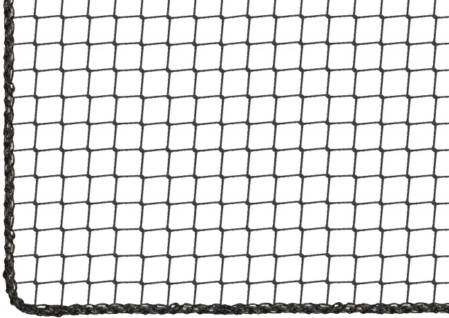Ballfangnetz für Golf nach Maß, schwarz | Schutznetze24