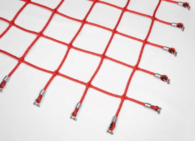 Geflochtenes Seilnetz nach Maß | Schutznetze24