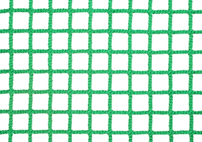 Custom-Made Securing Net (by the m²) 5.0/30 mm, Green | Safetynet365