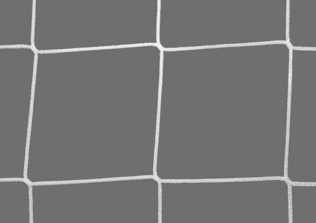Netz per Quadratmeter (nach Maß) 3,0/120 mm, weiß | Schutznetze24