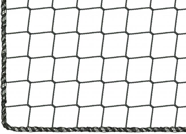 Anti-Litter Net black 3.00 x 25.00 m | Safetynet365