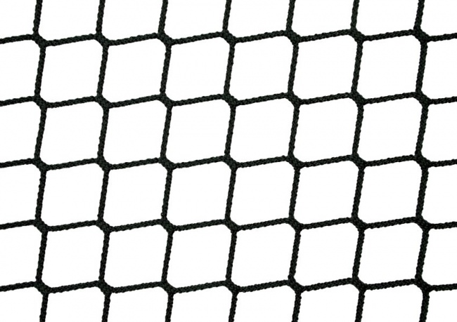 Safety Net by the m² (4.5/45 mm), Black | Safetynet365