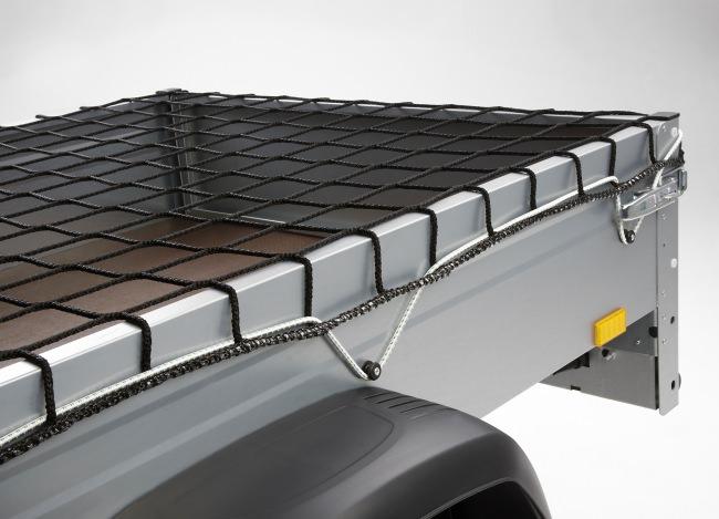 Pritschennetz mit Gummileine 2,50 x 2,70 m | Schutznetze24
