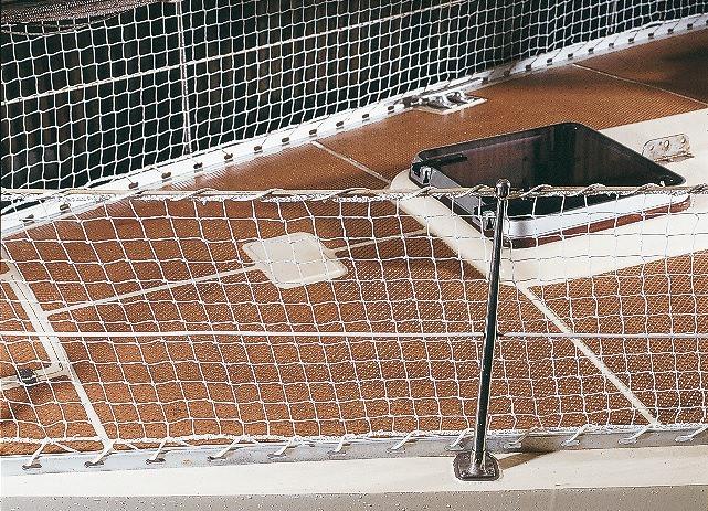 Relingsnetz auf Spule | Schutznetze24