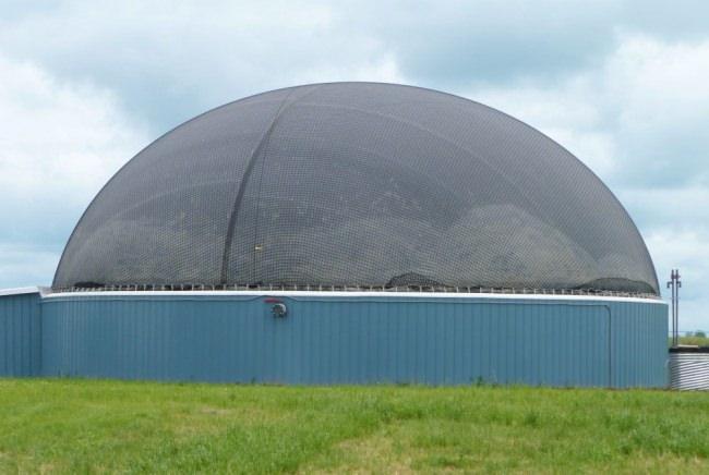 Schutznetz für Biogasanlagen nach Maß | Schutznetze24