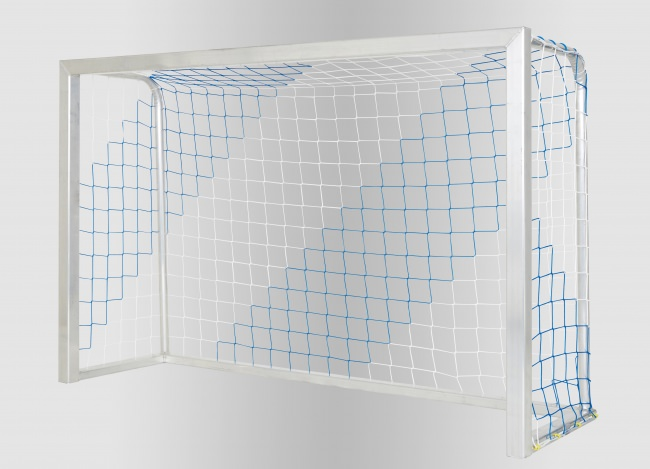 Soccer Goal Net With Club Colors | Safetynet365