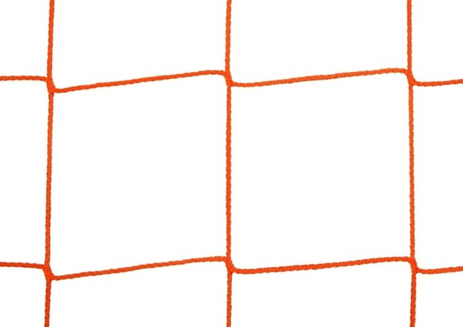 Safety Net by the m² (Custom-Made) 2.8/120 mm, Orange | Safetynet365
