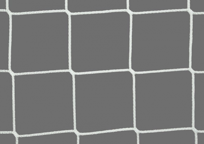 Safety Net by the m² (Custom-Made) 4.0/100 mm, White | Safetynet365