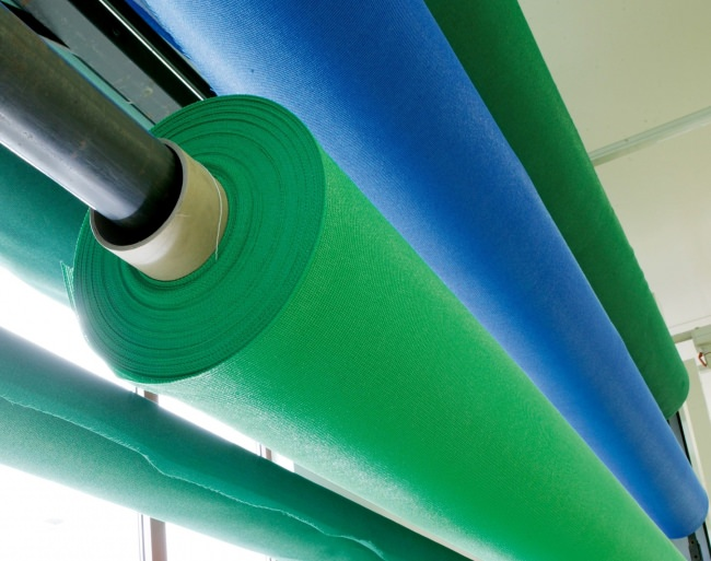 Scaffold Protection Netting 4.10 x 100.00 m | Safetynet365
