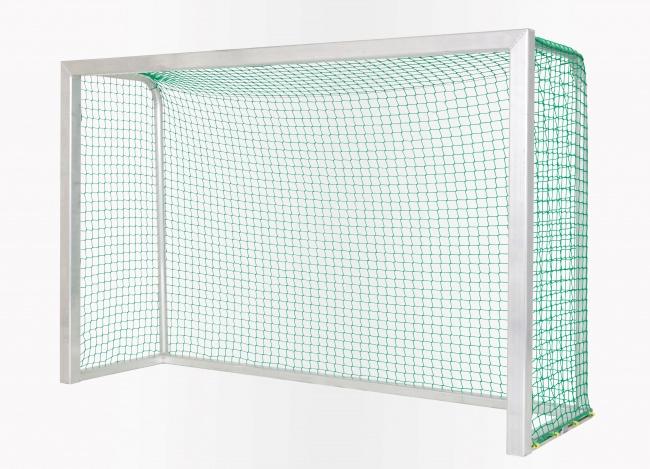 Engmaschiges Hallenfußball-Tornetz nach Maß | Schutznetze24