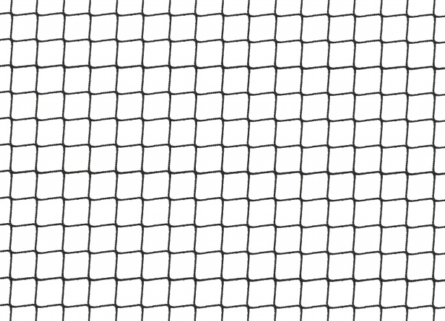 Aviary Net by the m² (Custom-Made), Black | Safetynet365