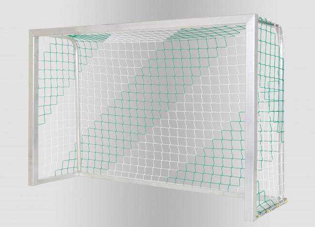 Handball-Tornetz in Vereinsfarben nach Maß | Schutznetze24