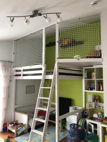 Netz per Quadratmeter (nach Maß) 4,0/45 mm, weiß | Schutznetze24