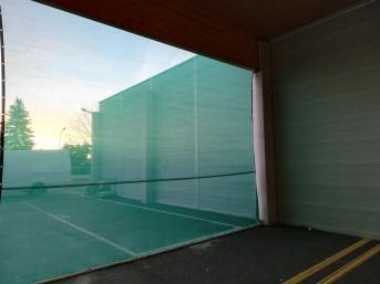 Luftdurchlässige Plane per m² (nach Maß) | Schutznetze24