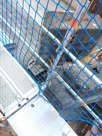 Staubschutz-Gerüstnetz 3,07 x 20,00 m | Schutznetze24