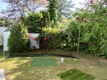 Golfplatz-Ballfangnetz nach Maß | Schutznetze24