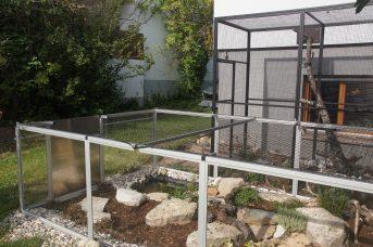 Katzenschutznetz per m² (nach Maß) | Schutznetze24