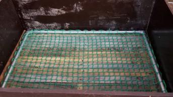 Schutznetz per m² (nach Maß) 4,0/45 mm | Schutznetze24