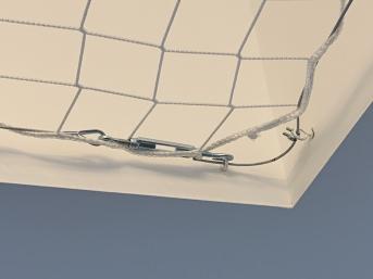 Stahlseil, 4 mm stark | Schutznetze24
