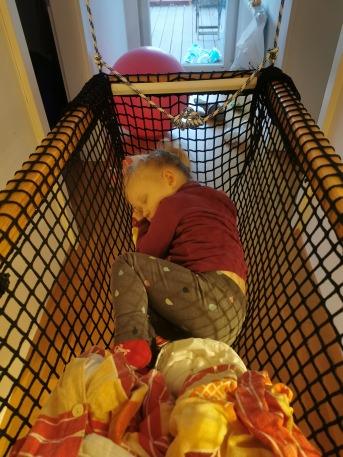 Kindergarten-Schutznetz per m² (nach Maß), schwarz | Schutznetze24