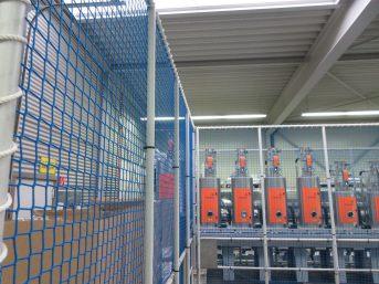 Palettenregal-Sicherungsnetz 2,80 x 3,00 m | Schutznetze24