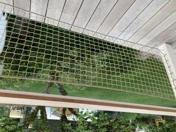 Netz nach Maß (per m²) | Schutznetze24
