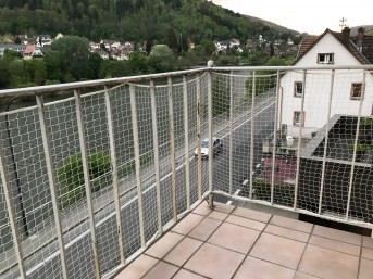 Vogelnetz mit Abschlusskante per m² (nach Maß) | Schutznetze24
