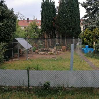 Greifvogel-Schutznetz für Hühnergehege nach Maß | Schutznetze24