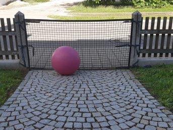 Absperrnetz (Treppengitter) - Meterware | Schutznetze24