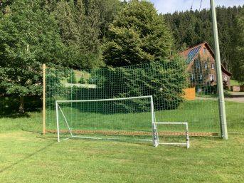 Ballfangnetz für Fußball per m² (nach Maß) | Schutznetze24