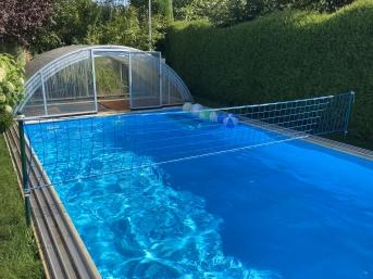 Volleyballfangnetz per m² (nach Maß) | Schutznetze24