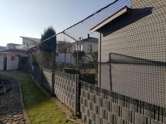 Sicherheitsnetz per m² (nach Maß) 1,8/30 mm | Schutznetze24