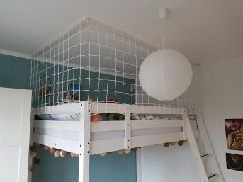 Sicherheitsnetz per m² (nach Maß) | Schutznetze24