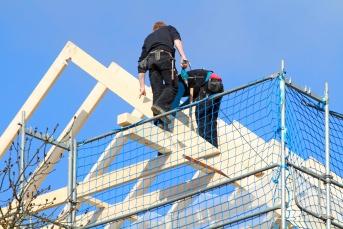 Seitenschutznetz 1,50 x 5,00 m nach DIN EN 1263-1 | Schutznetze24