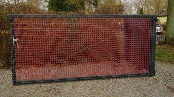 Netz per Quadratmeter (nach Maß) 5,0/45 mm | Schutznetze24